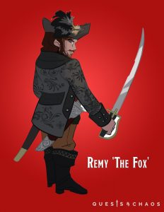 Remy The Fox