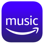 Amazon Music Podcast Logo