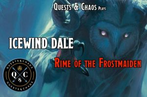 Rime of the Frostmaiden Logo